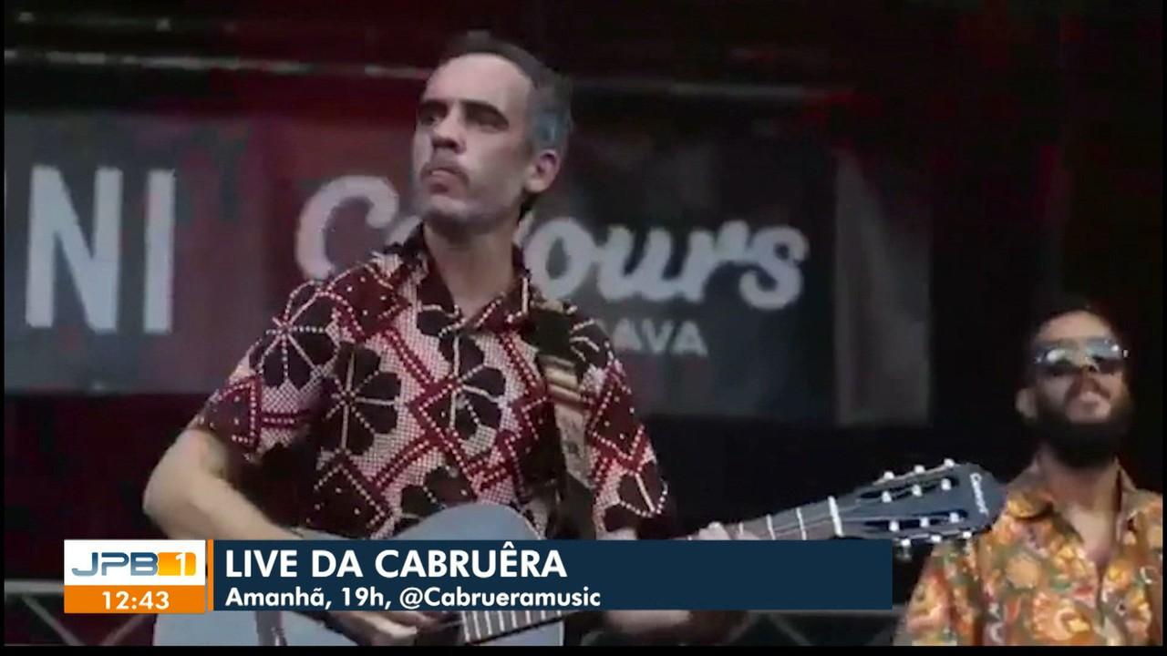 Veja a agenda de shows do fim de semana na Paraíba