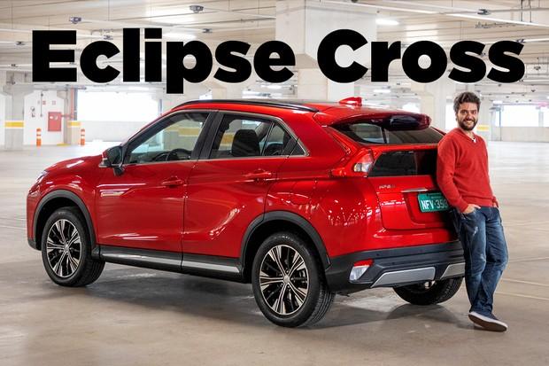 Vídeo: Mitsubishi Eclipse Cross (Foto: Autoesporte)