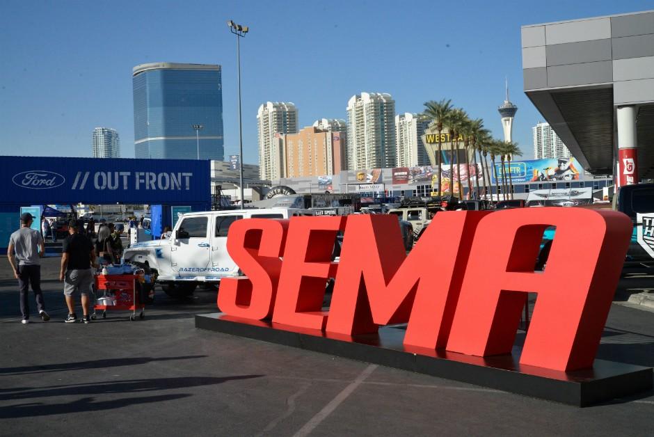 SEMA 2018 (Foto: Newspress)