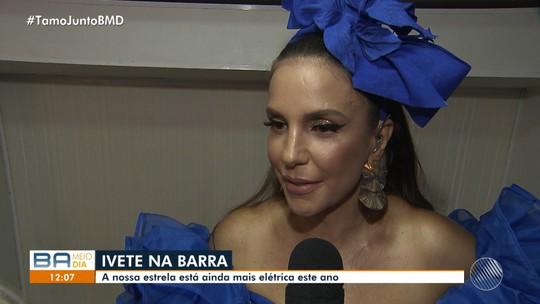 Ivete Sangalo fala sobre o retorno no carnaval após gravidez de gêmeas