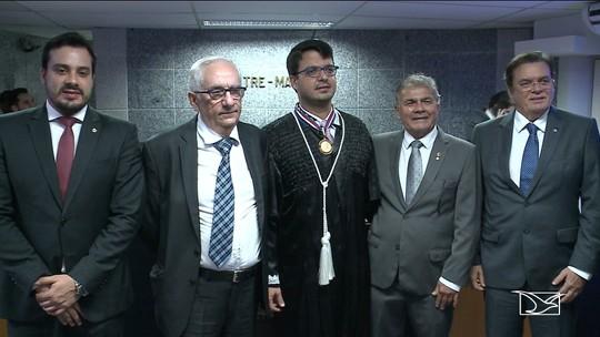 Novo juiz eleitoral toma posse em São Luís