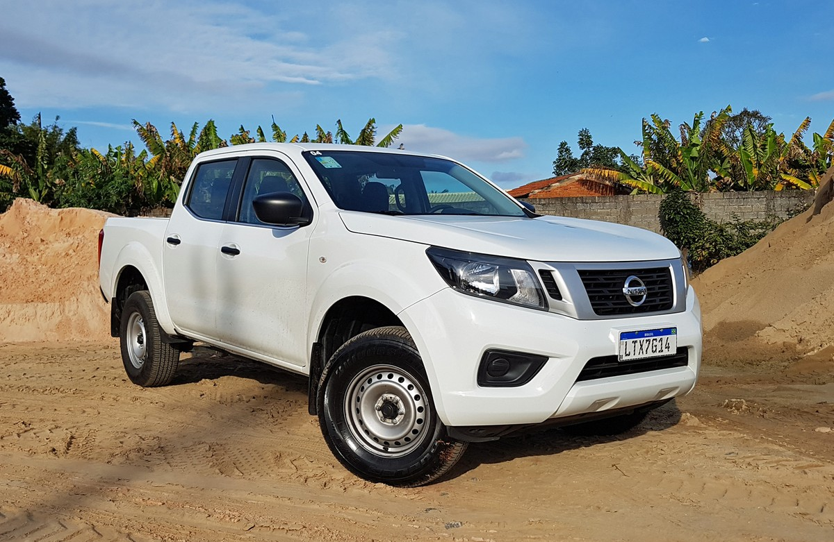Nissan Frontier S: first impressions