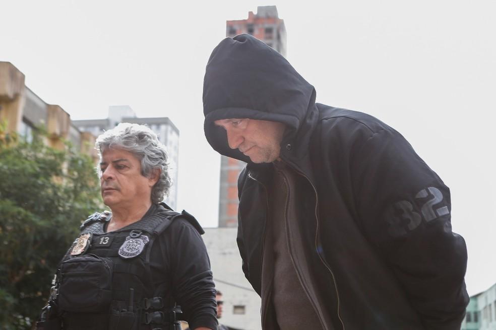Ex-gerente da Petrobras Pedro Augusto Cortes Xavier Bastos foi preso preventivamente pela Lava Jato (Foto: Rodrigo Fonseca)
