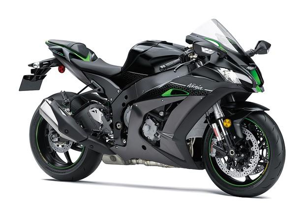 Kawasaki Ninja ZX 10R Special Edition (Foto: Divulgação)