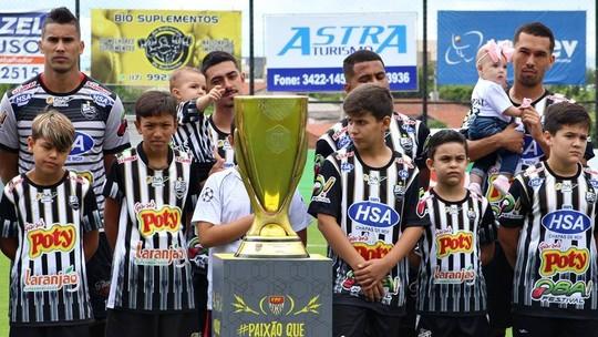 Foto: (Rafael Nascimento / CAV)