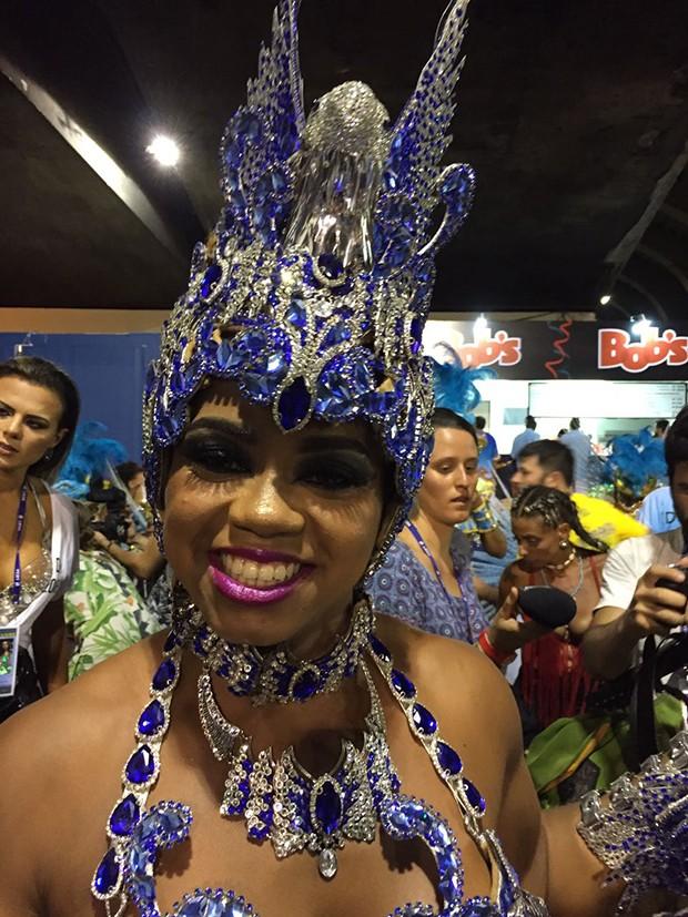 Bianca Monteiro (Foto: QUEM)