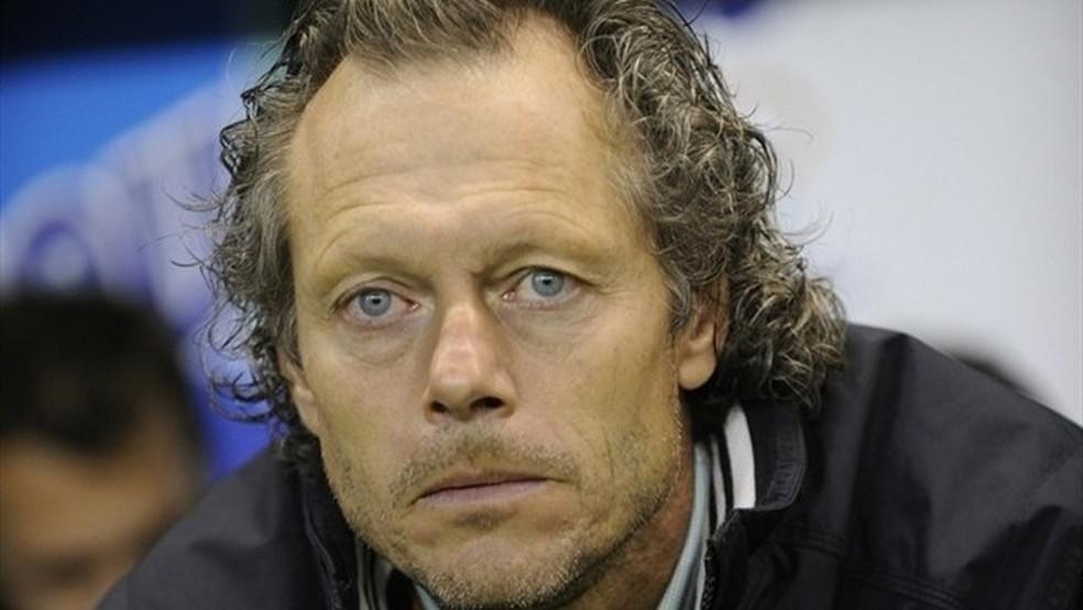 Preud'homme virou técnico em 2000 e seu último clube foi o Standard de Liège, da Bélgica — Foto: Getty Images