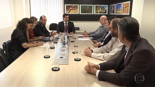 MP quer que mineradora corrija irregularidade em barragem, em MG