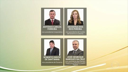 Caixa escolhe interinos para vagas dos 4 vice-presidentes afastados