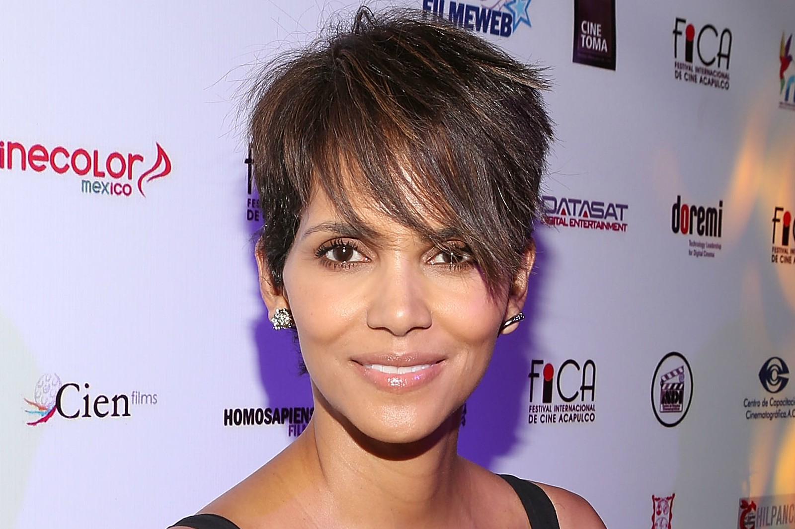 A atriz Halle Berry tem 47 anos. (Foto: Getty Images)