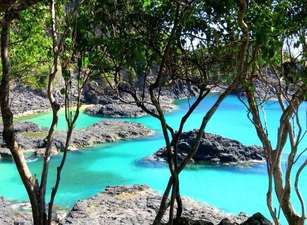 Fernando de Noronha: nascimentos são proibidos no arquipélago (Foto: Divulgação)