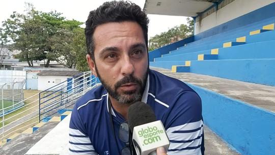 """Rodrigo Fonseca revela a """"receita de motivação"""" para o Vitória conquistar o título da Copa ES"""