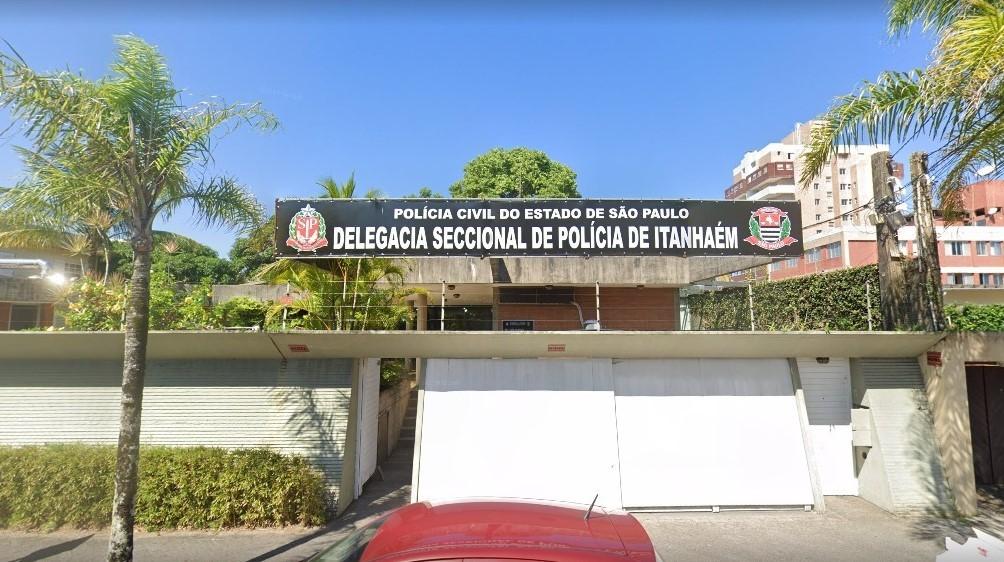 Adolescente suspeito de tráfico de drogas é apreendido em Itanhaém, SP