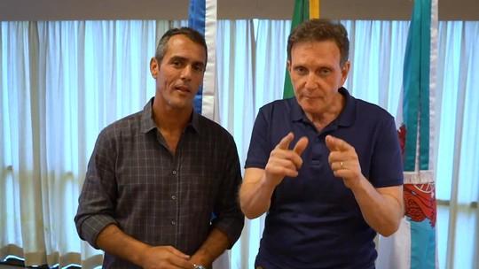Marcelo Crivella anuncia liberação de verba para obras na Prainha
