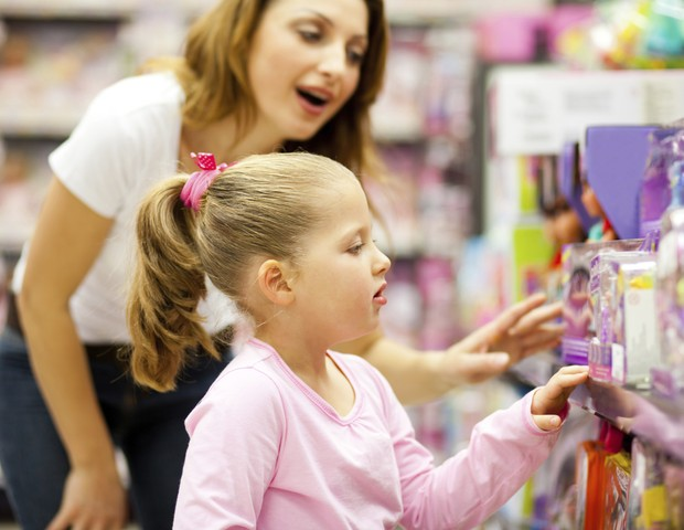 Excesso de brinquedos (Foto: Thinkstock)