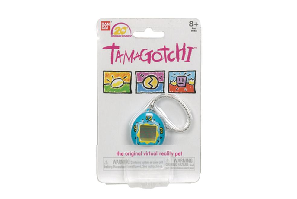 Versão mini do Tamagotchi foi lançada em 2017 (Foto: Divulgação/Bandai America)