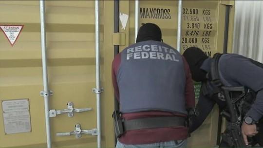 Receita Federal apreende meia tonelada de cocaína no Paraná