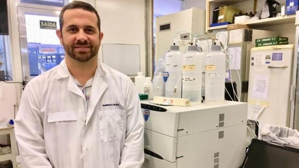 O biólogo brasileiro Frederico Alisson da Silva da UFRJ, participou de pesquisa anterior sobre o tema na Universidade da Califórnia — Foto: Acervo pessoal/BBC