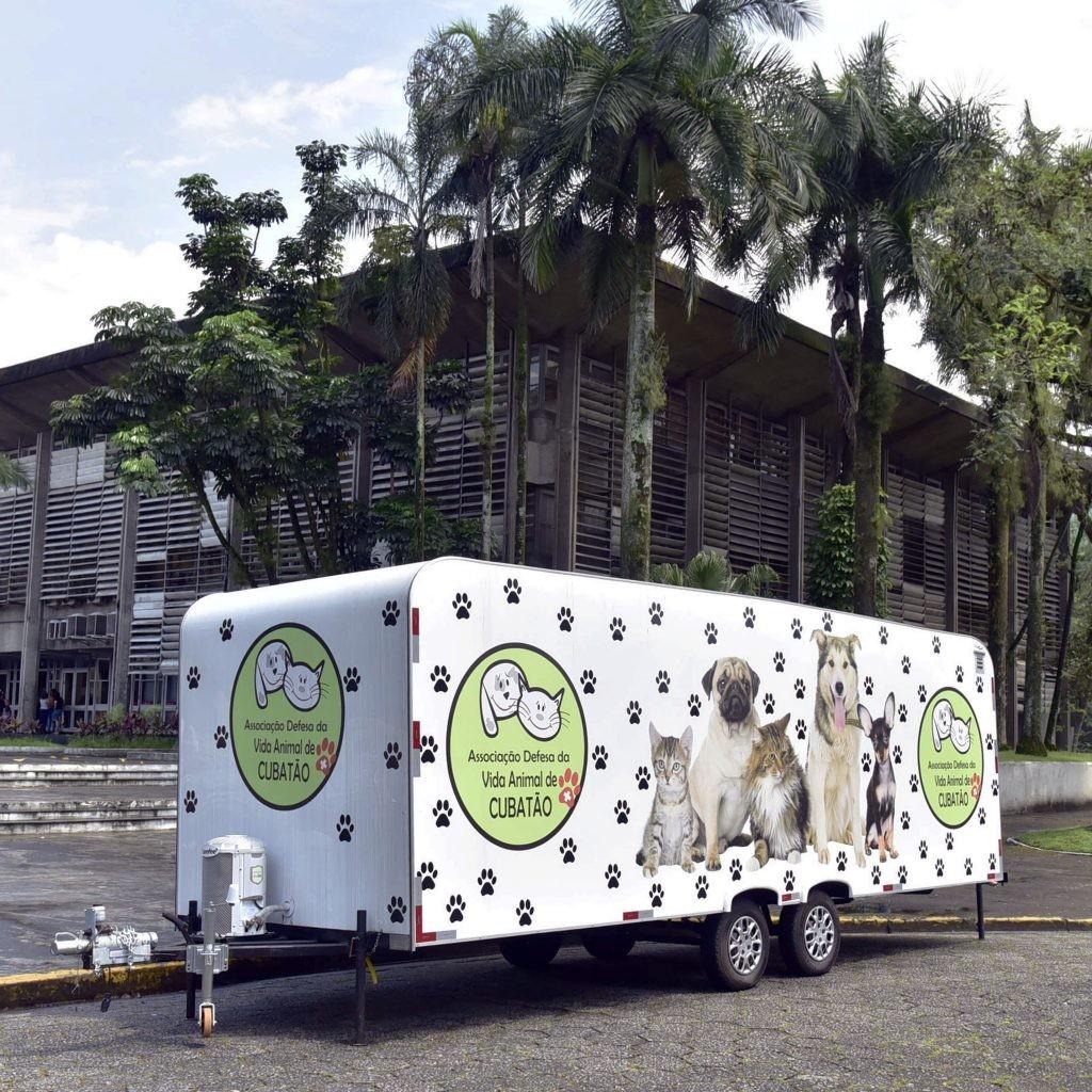 Castramóvel passa a funcionar em Cubatão a partir de sábado (19) - Notícias - Plantão Diário