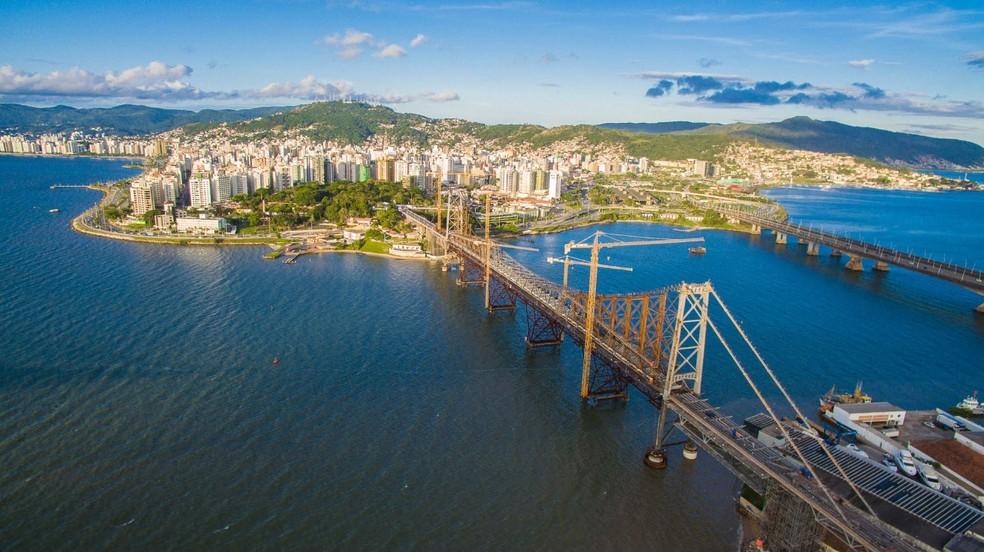 Horário de visitação da Ponte Hercílio Luz, em Florianópolis, é alterado  para obras | Santa Catarina | G1