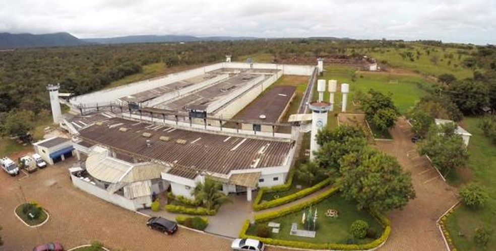 Casa de Prisão Provisória de Palmas (Foto: Umanizzare/Divulgação)