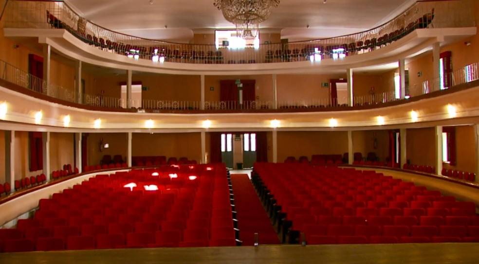 Teatro Capitólio recebe recital de piano (Foto: Reprodução EPTV)
