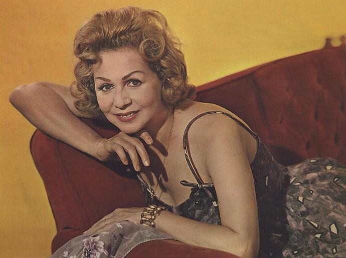 Dalva de Oliveira reluz em disco que amaina as paixões da estrela dos anos 1950 - Notícias - Plantão Diário
