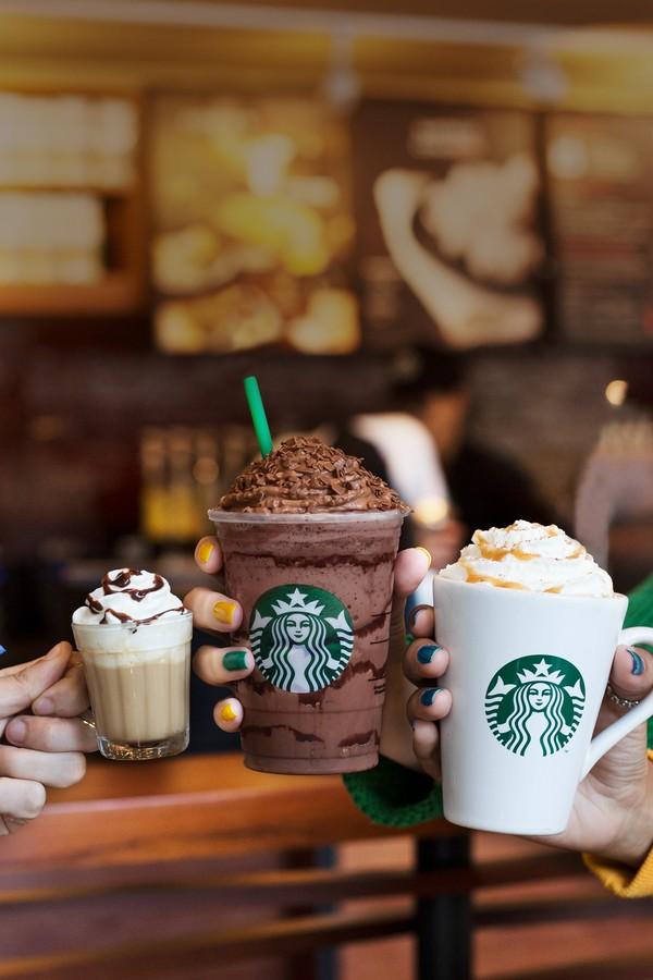 Café em dobro, sim!  (Foto: Divulgação)