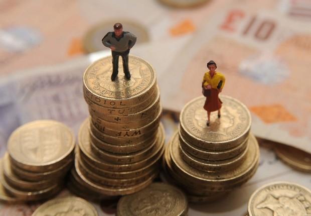 Desigualdade ; mulheres ganham menos do que homens  (Foto: Thinkstock)