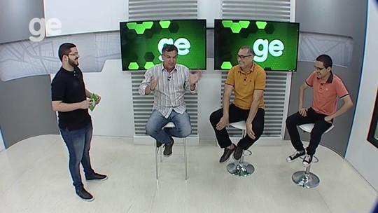 Torcedor GE #52 recebe Estevam Soares, técnico do Central