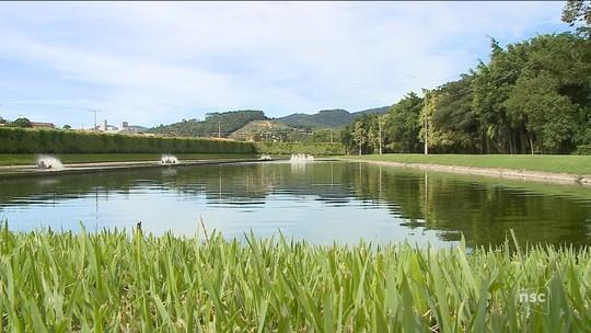São Ludgero é 1ª cidade de SC a tratar 100% do esgoto da área urbana e rural