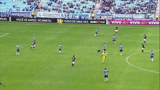 Atlético-PR muda meio time, finaliza o dobro, mas só empata; veja a análise do jogo