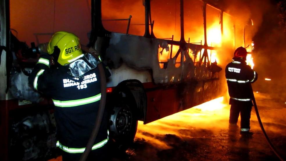 Sul de Minas registrou ataques em pelo menos 18 cidades (Foto: Helder Almeida)