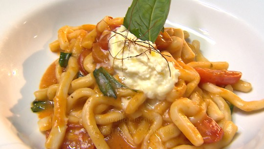 Aprenda a preparar prato típico do Nordeste da Itália