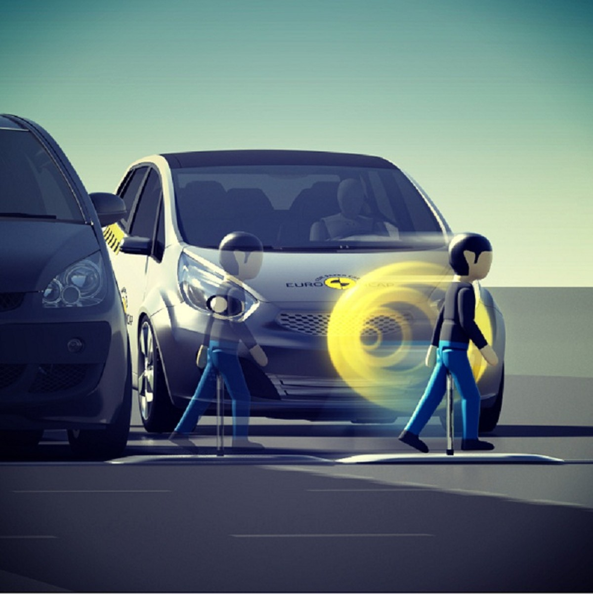 Grupo de 40 países chega a acordo para que carros tenham frenagem de  emergência obrigatória ec6bdb06f4