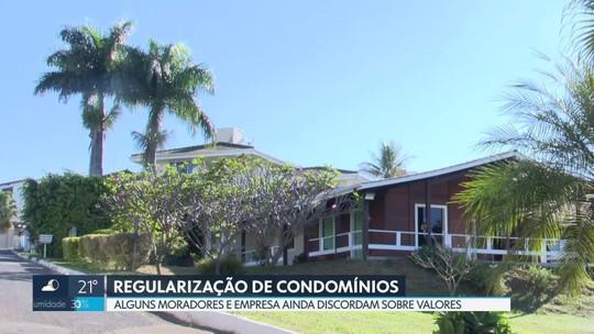Começa processo de escrituração de condomínios em Sobradinho