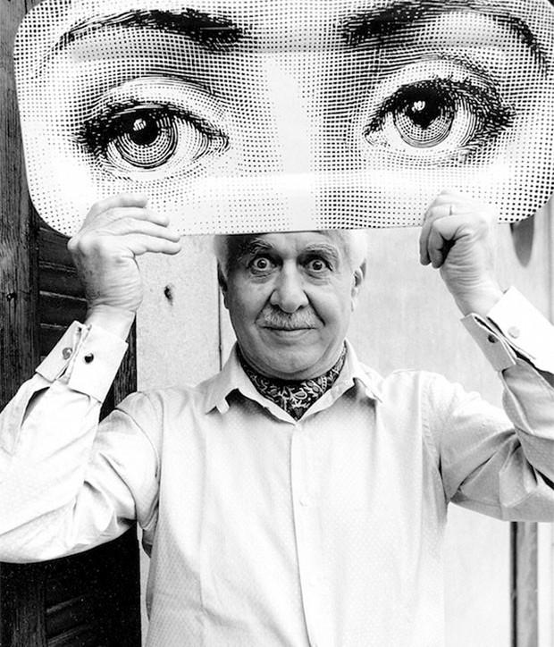 Criador e criatura: um retrato da irreverência de Piero Fornasetti (Foto: Fornasetti/Reprodução)