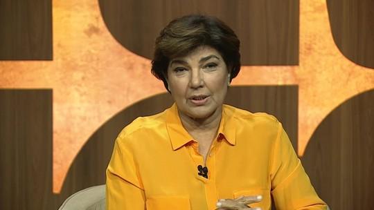 Cristiana Lôbo vê embate entre executivo e legislativo pelo Orçamento da União