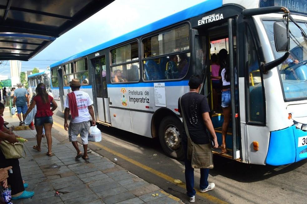 Preços das passagens de ônibus sofrerão aumento a partir deste sábado (6), em Imperatriz. (Foto: Patrícia Araújo/Prefeitura de Imperatriz)