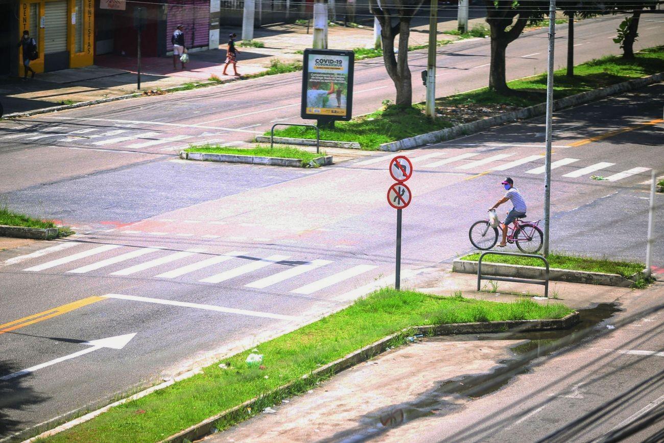 Belém e mais 9 cidades do Pará entram em 'lockdown'; estado é o 2º do país a adotar a medida contra o coronavírus