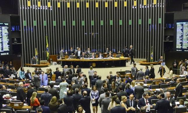 Plenário do Congresso Nacional (Foto: Pedro França / Agência Senado)