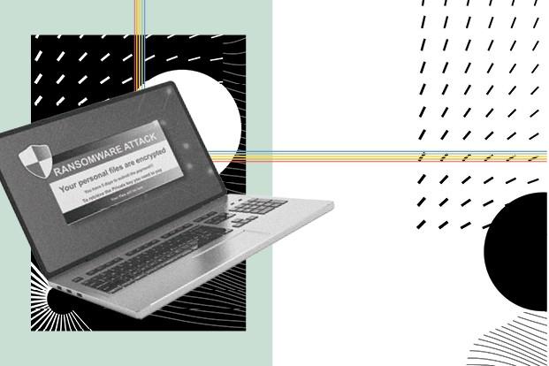 Cibersegurança (Foto: Fotomontagem sobre foto da Getty Images)