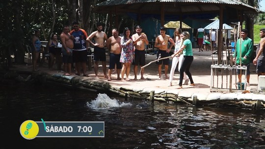 Partiu Amazônia visita Manacapuru