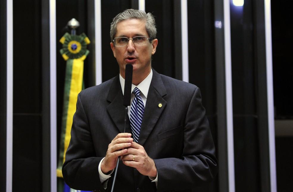O deputado Rogério Rosso (PSD-DF), candidato à presidência da Câmara (Foto: Luis Macedo/Câmara dos Deputados)