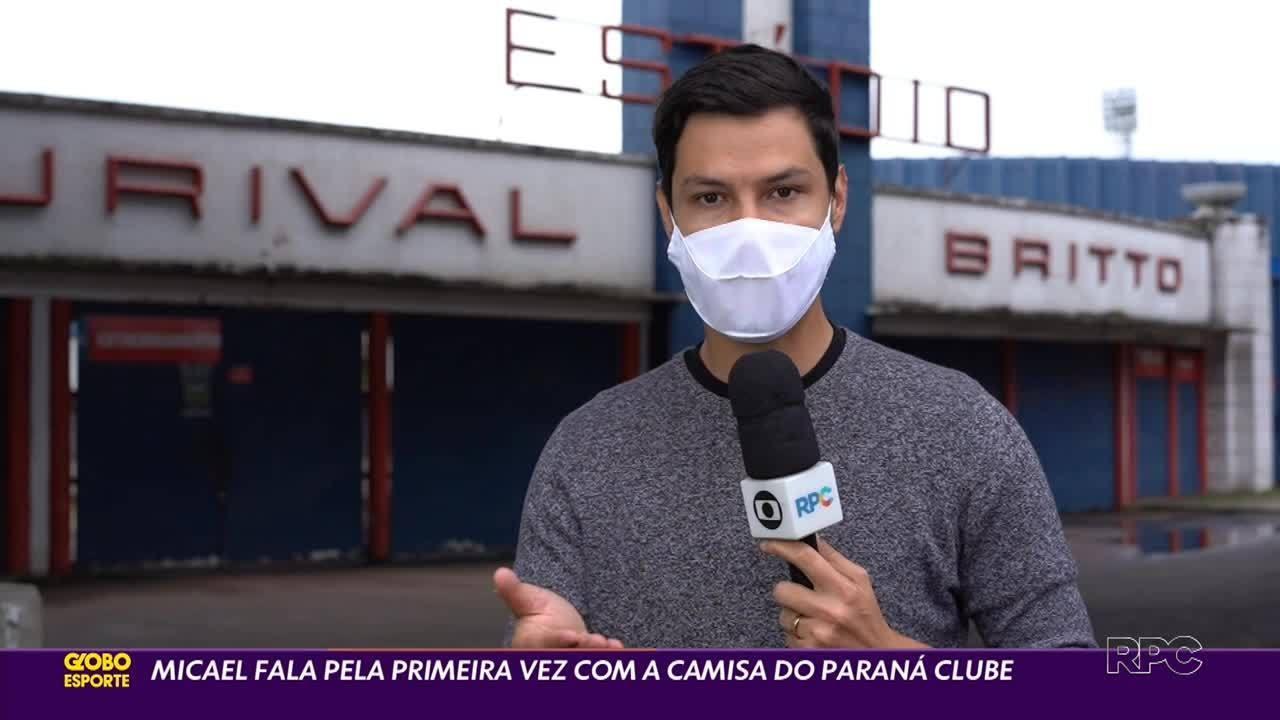 Paraná Clube aproveita folga forçada para ajustar o time
