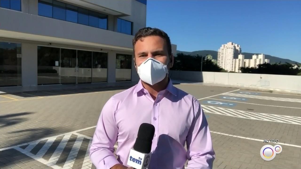 Região de Jundiaí recebe novas doses da vacina CoronaVac