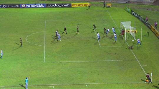 FFP prepara representação contra árbitro de Parnahyba e Coritiba
