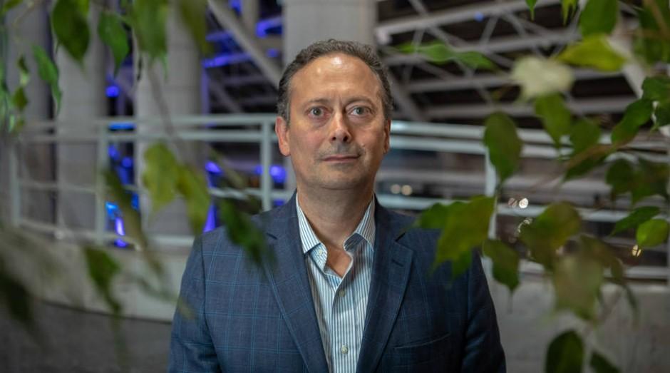 José Bacellar, da VerdeMed: maconha medicinal (Foto: Estadão Conteúdo)