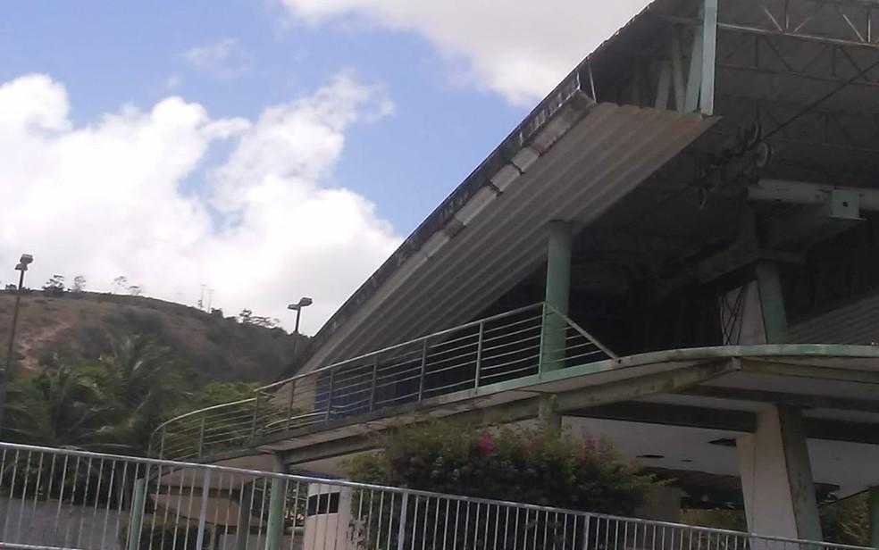 Teleférico de Carmópolis — Foto: Secom Carmópolis/Divulgação
