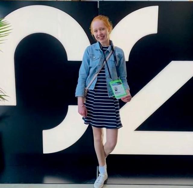 Festival C2  -  Laura Bourbeau, um dos sete jovens talentos do C2 (Foto:  Divulgação)
